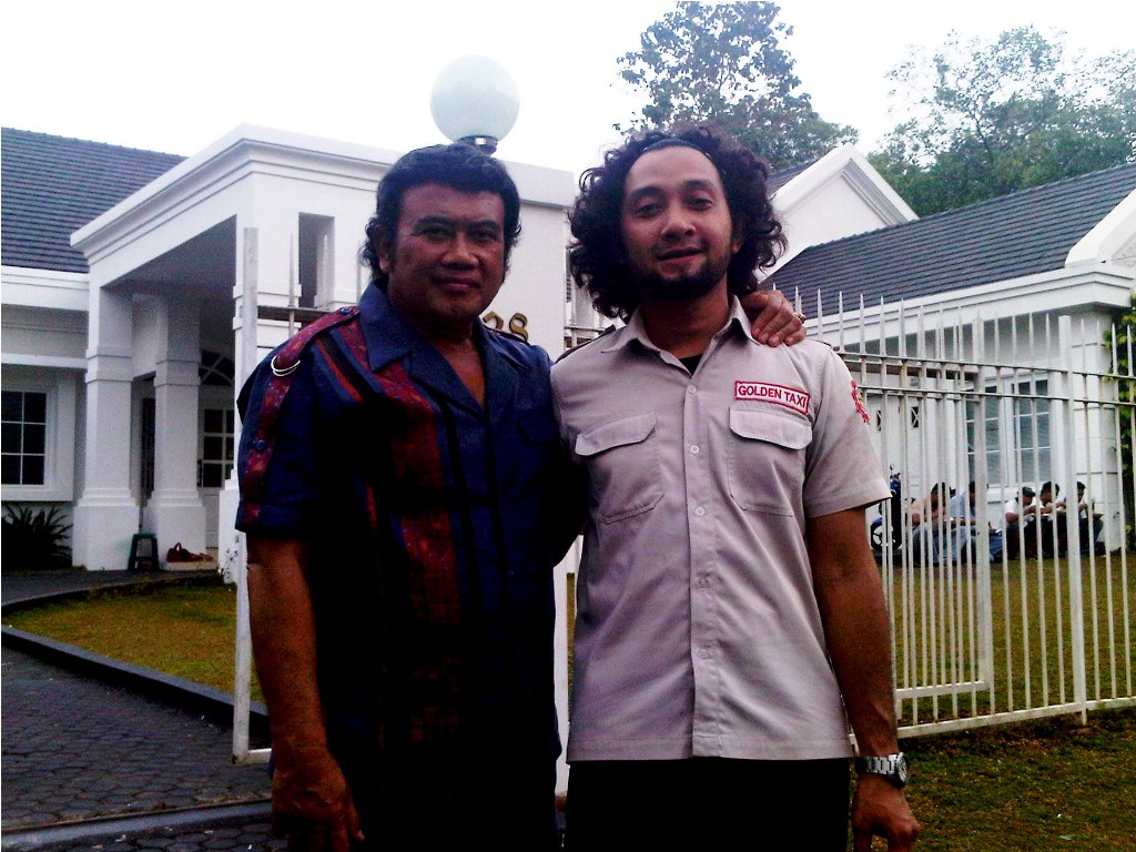 """Dawai 2 Asmara"" On Set, 2010 [4]"